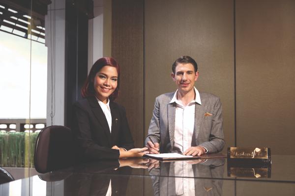 タイに銀行口座が開設できます